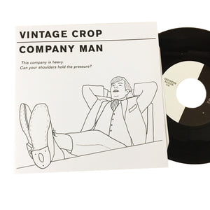 "Vintage Crop: Company Man 7"" (new)"
