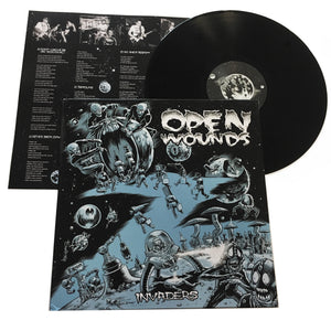 Open Wounds: Invaders 12""