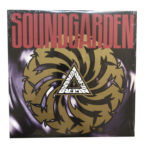 Soundgarden: Badmotorfinger 12