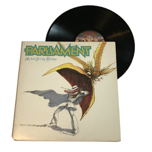 "Parliament: Motor Booty Affair 12"" (used)"