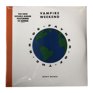 Vampire Weekend: Father of the Bride 12""