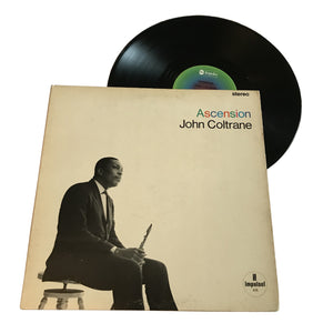 "John Coltrane: Ascension 12"" (used)"