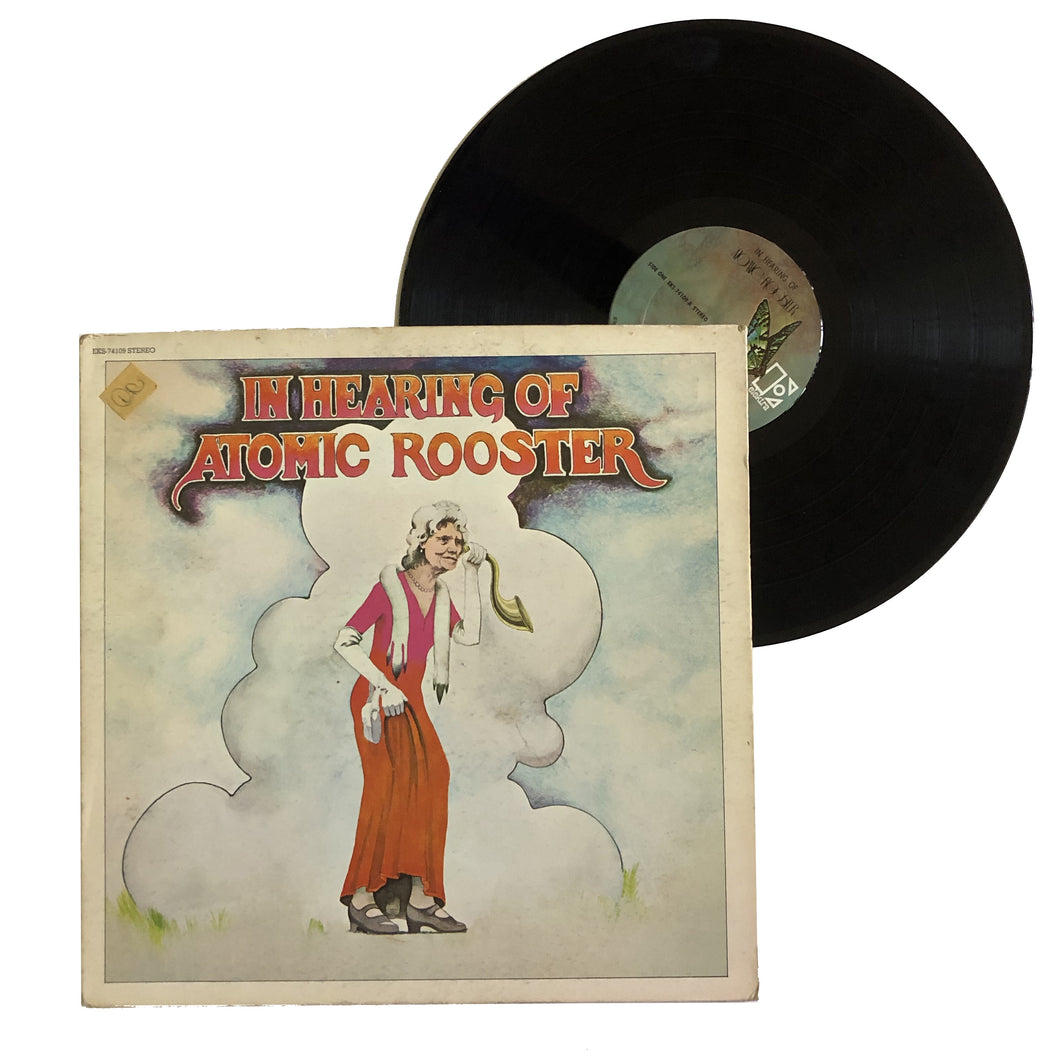 Atomic Rooster: In Hearing Of 12