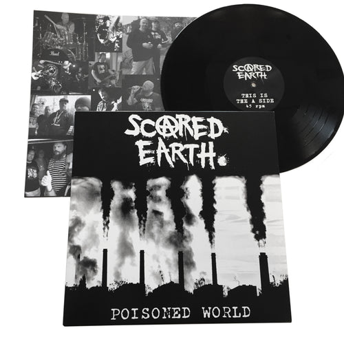 Scared Earth: Poisoned World 12
