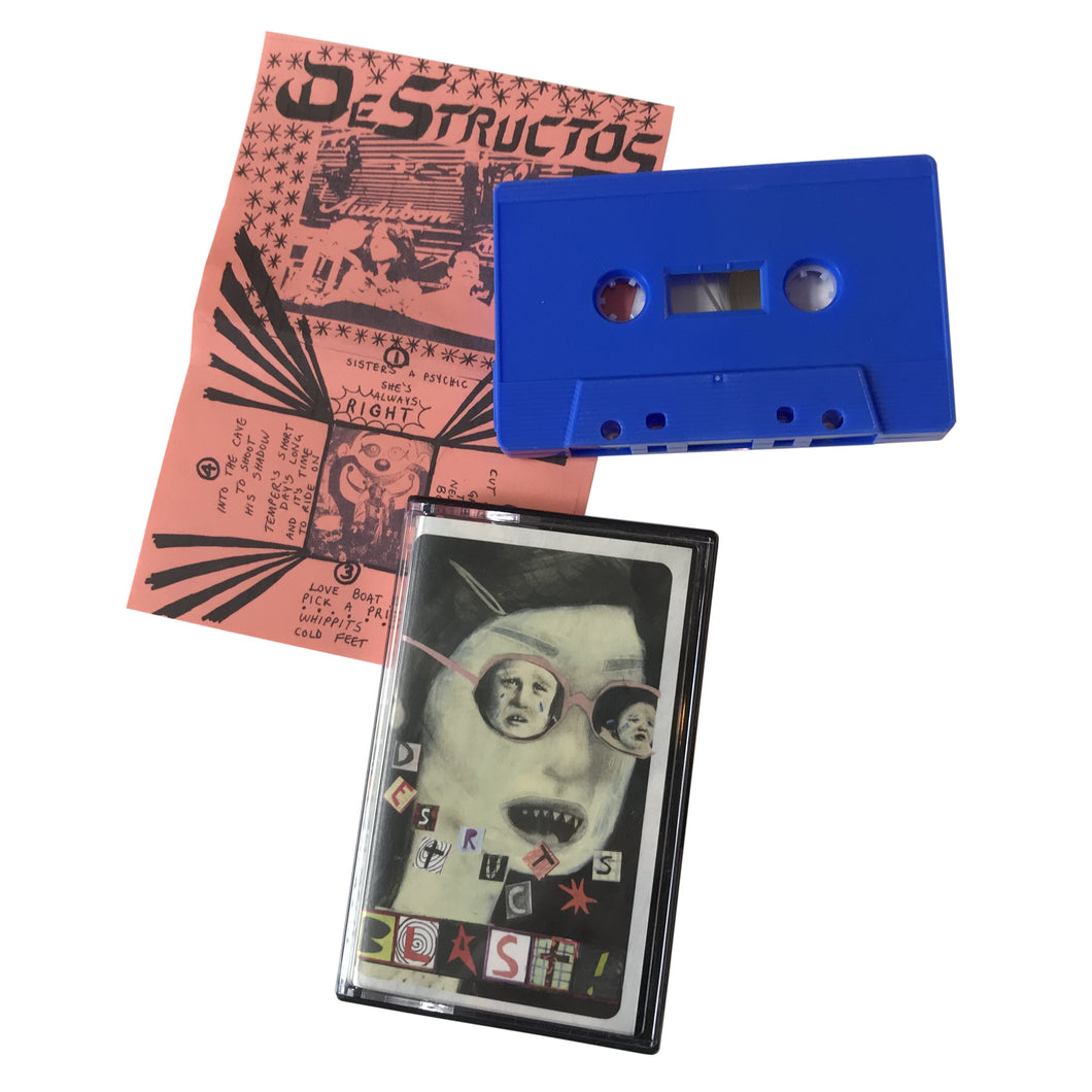 DeStructos: Blast! demo cassette
