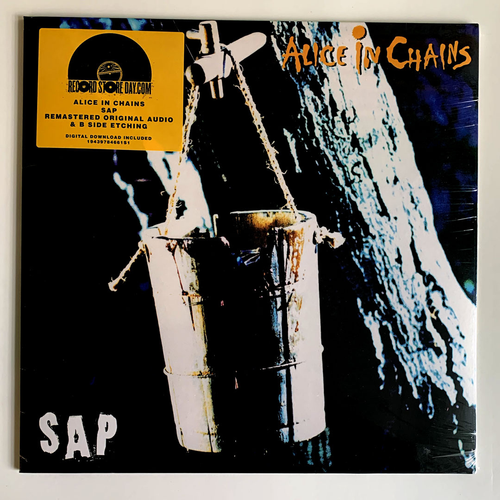 Alice In Chains: SAP 12