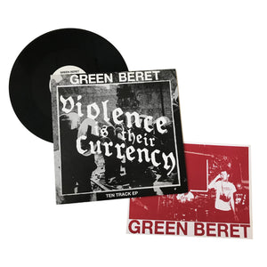 "Green Beret: Violence is their Currency 12"" (used)"