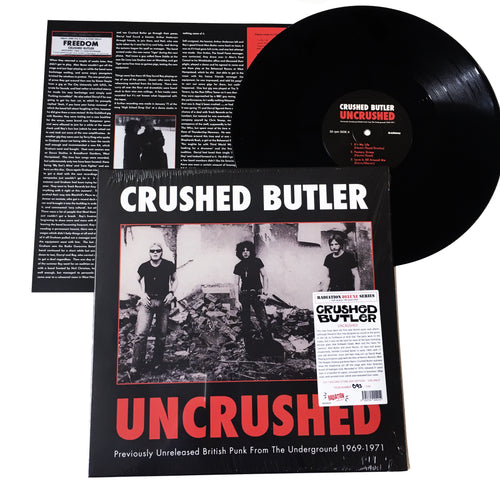 Crushed Butler: Uncrushed 12