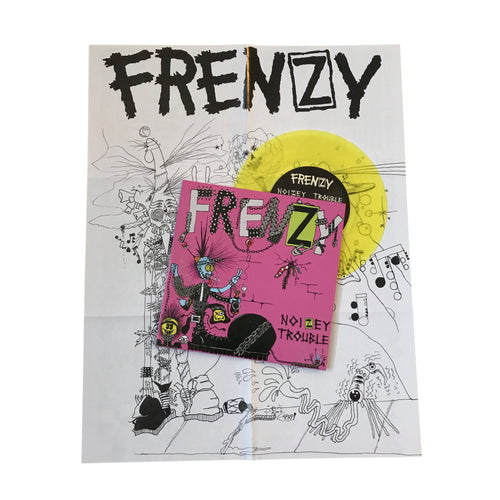 Frenzy: Noizey Trouble 7
