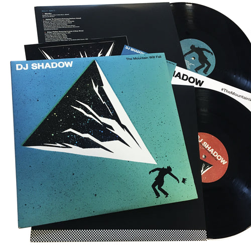 DJ Shadow: The Mountain Will Fall 12
