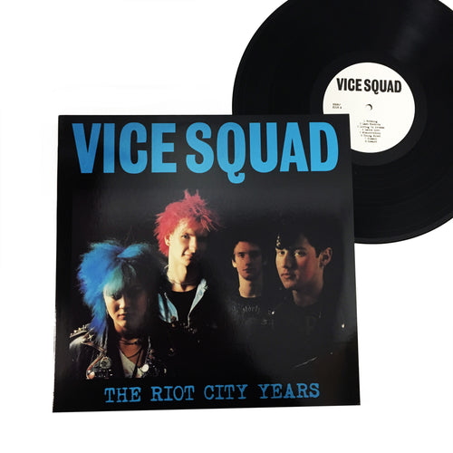 Vice Squad: Riot City Years 12