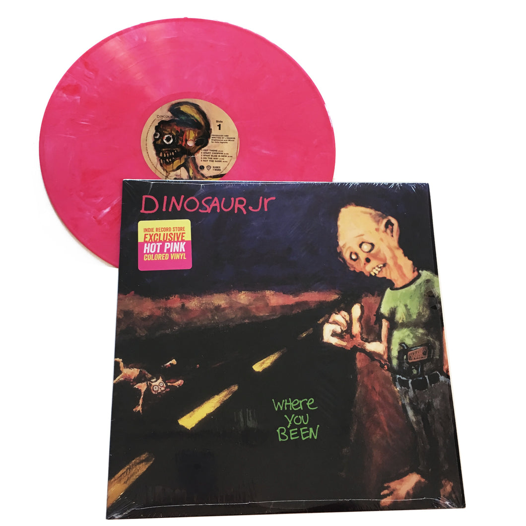 Dinosaur Jr: Where You Been 12