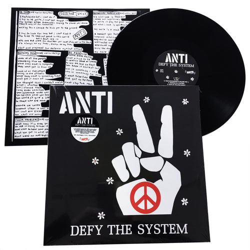 Anti: Defy the System 12