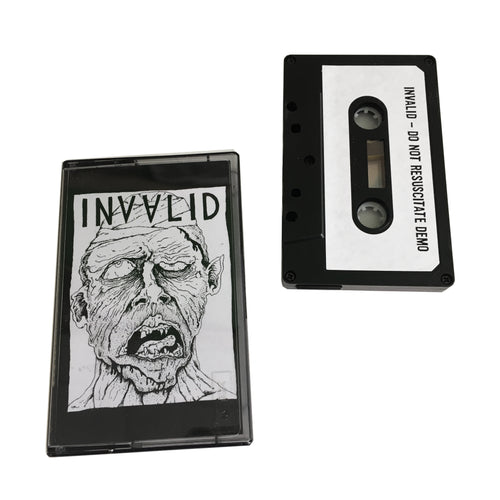 Invalid: Do Not Resuscitate cassette