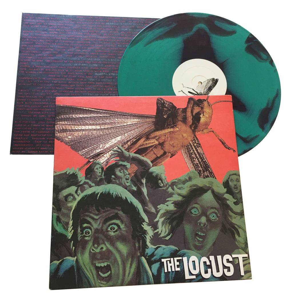 The Locust: S/T 12