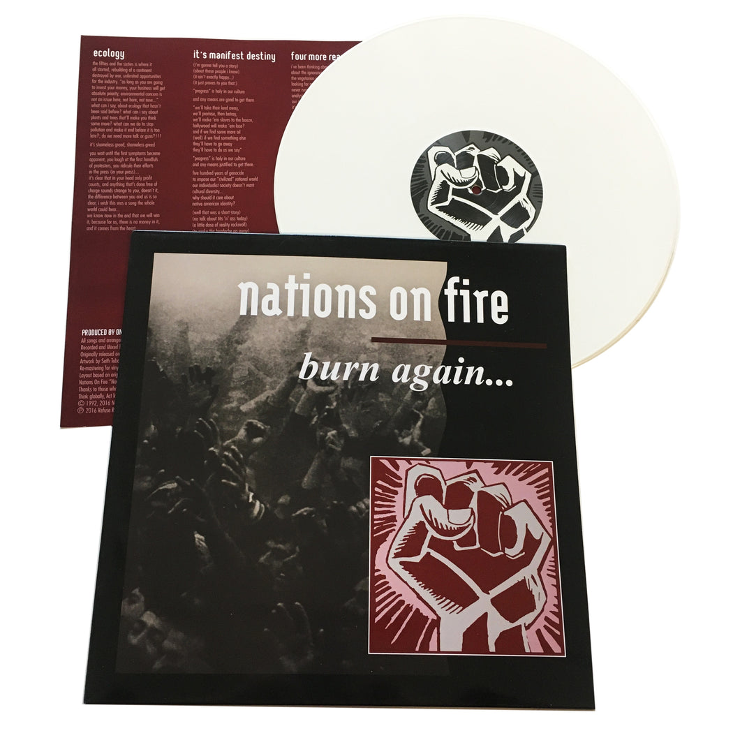 Nations on Fire: Burn Again 12