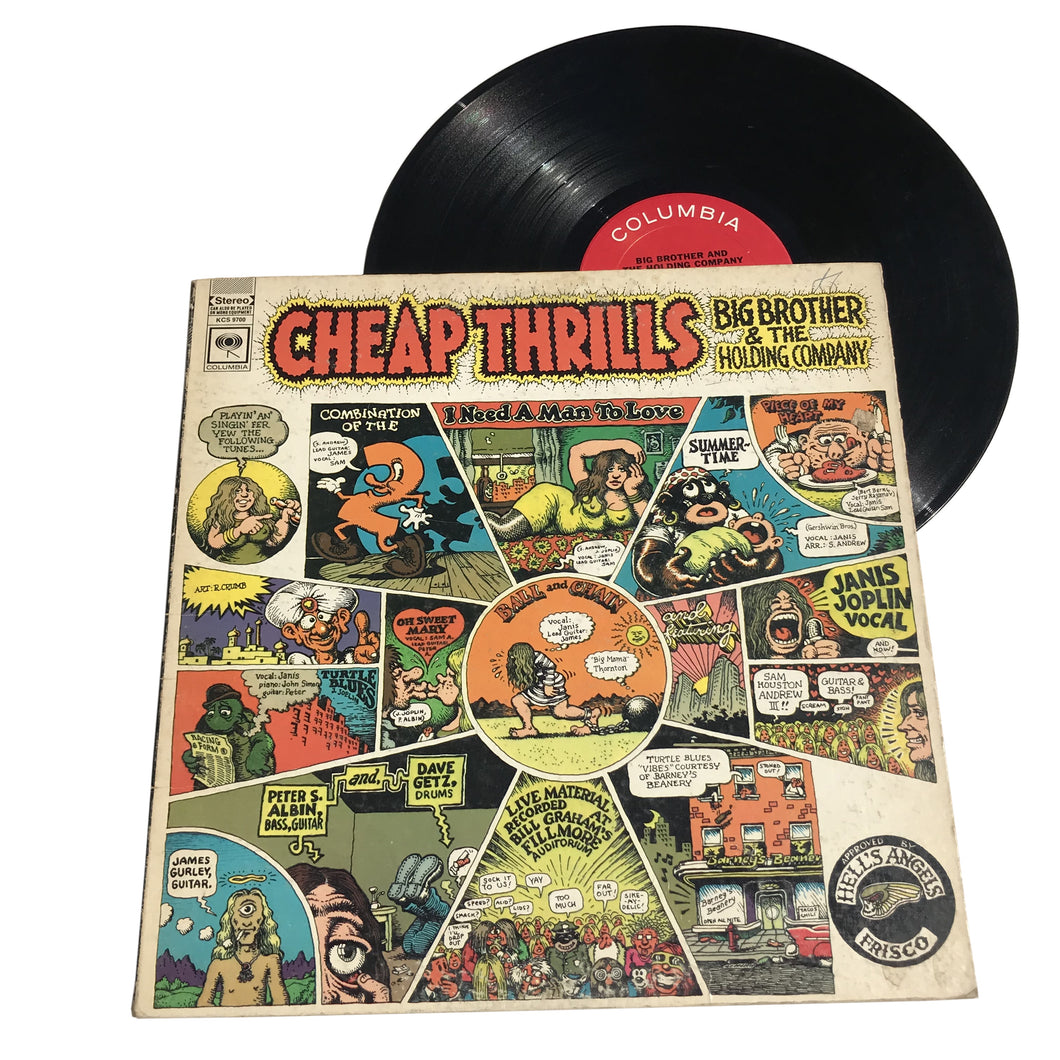 Big Brother & The Holding Company: Cheap Thrills 12