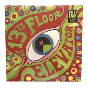 13th Floor Elevators: Psychedelic Sounds 12""