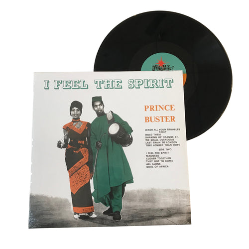 Prince Buster: I Feel The Spirit 12