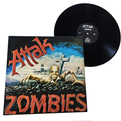 Attak: Zombies 12