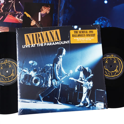 Nirvana: Live at the Paramount 12
