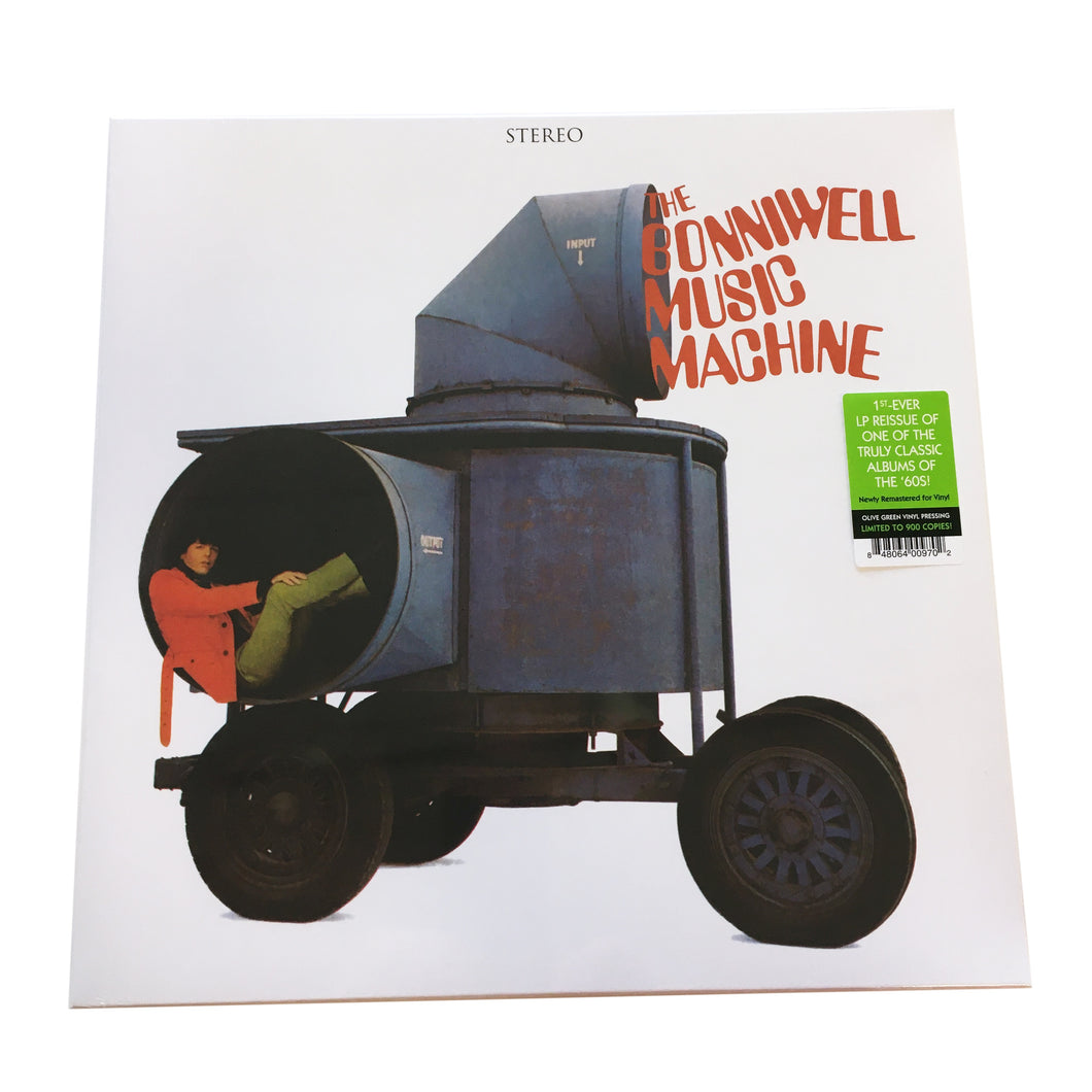 The Bonniwell Music Machine: S/T 12