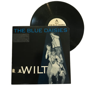 "The Blue Daisies: Wilt 12"" (used)"