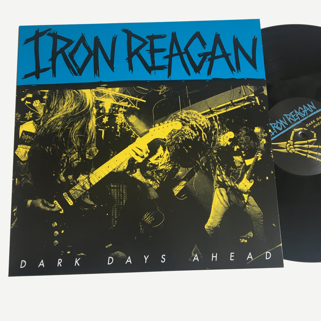 Iron Reagan: Dark Days Ahead 12