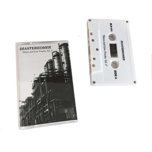 Diastereomer: Demo and Live Tracks, Volume 1 cassette