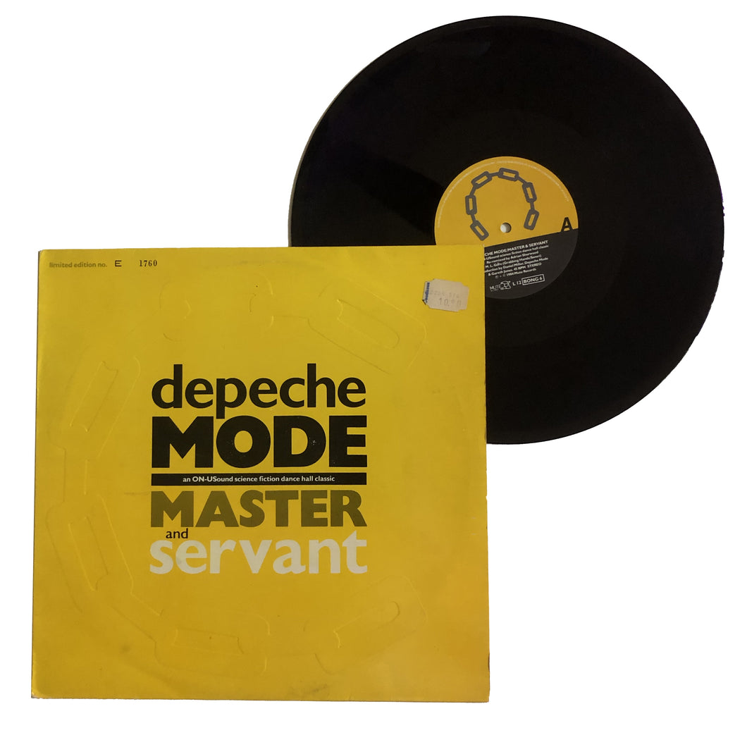 Depeche Mode: Master and Servant 12