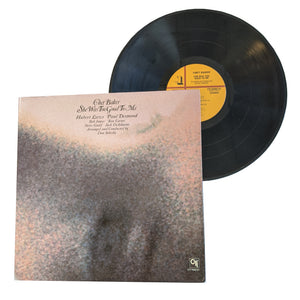 "Chet Baker: She Was Too Good To Me 12"" (used)"