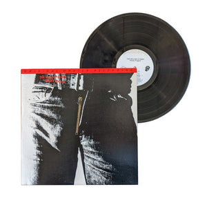 "Rolling Stones: Sticky Fingers 12"" (used)"