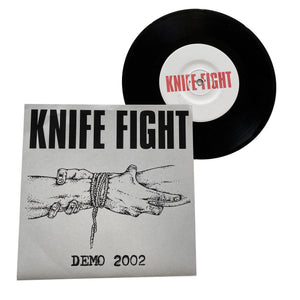 "Knife Fight: Demo 2002 7"" (used)"