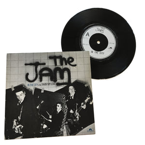 "The Jam: In The City 7"" (used)"
