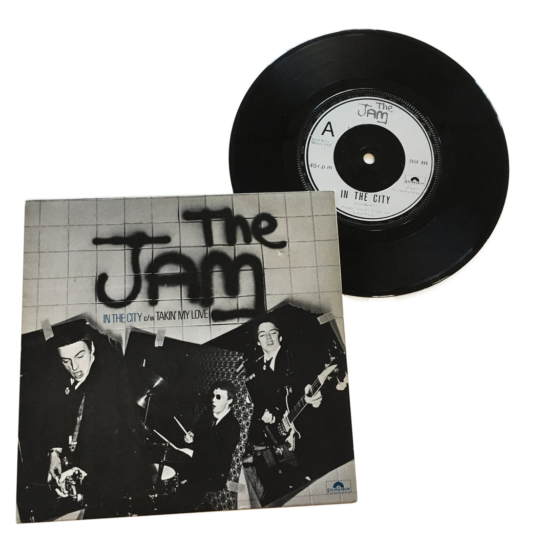 The Jam: In The City 7