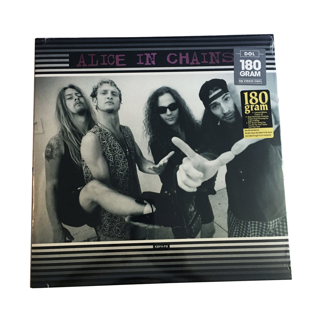 Alice in Chains: Live in Oakland, CA 1992 12
