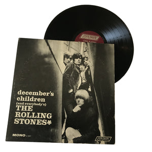 "The Rolling Stones: Decembers's Children 12"" (used)"