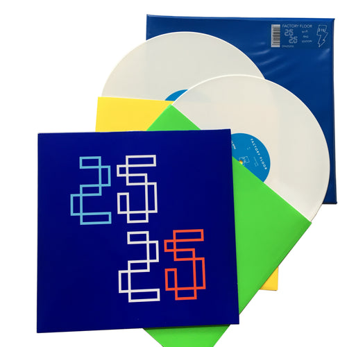 Factory Floor: 25 25 (Blue Bag Edition) 12