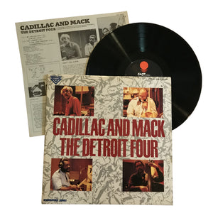 "The Detroit Four: Cadillac And Mack 12"" (used)"