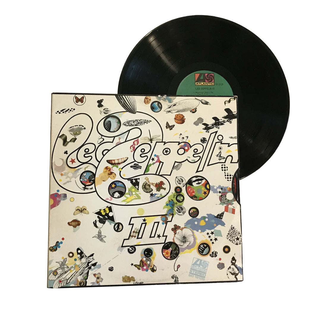 Led Zeppelin: III 12
