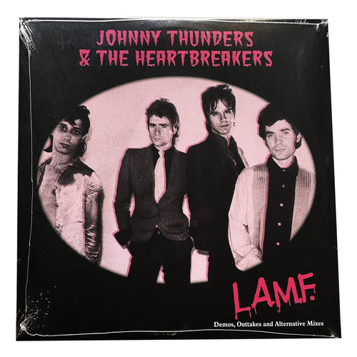 Johnny Thunders & The Heartbreakers: L.A.M.F. - Demos, Outtakes And Alternative Mixes 12