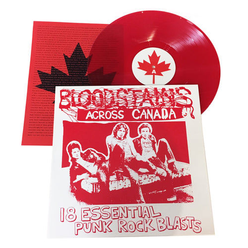 Various:  Bloodstains Across Canada 12