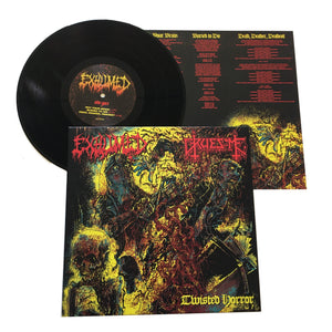 Exhumed / Gruesome: Twisted Horror 10""