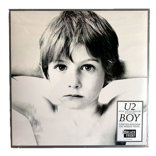 U2: Boy - 40th Anniversary Edition 12