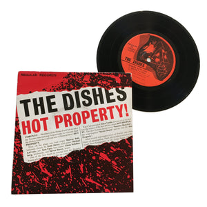 "The Dishes: Hot Property! 7"" (used)"