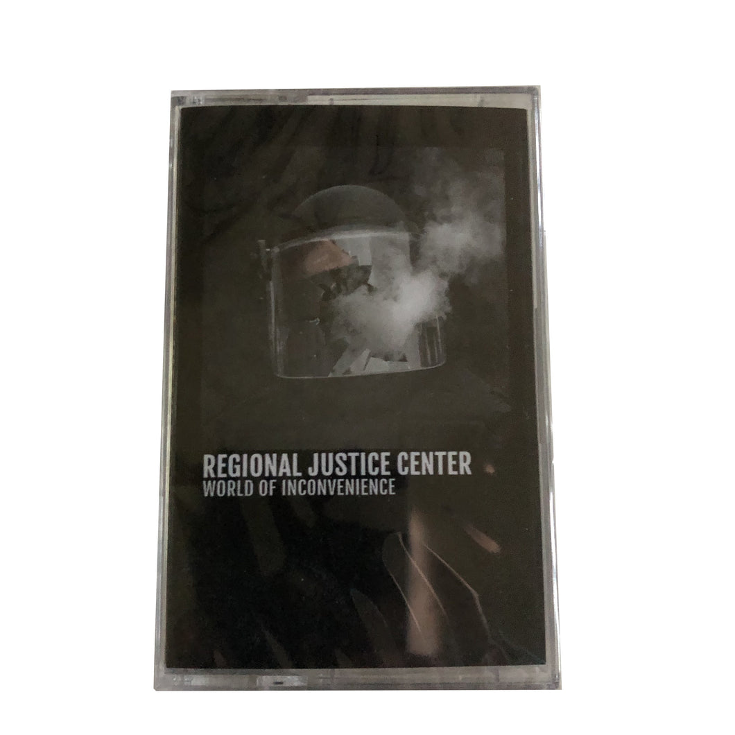 Regional Justice Center: World of Inconvenience cassette