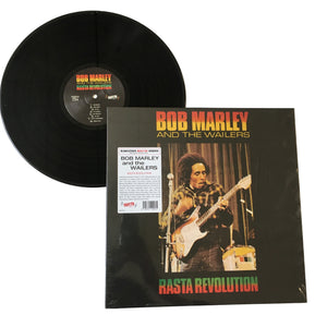 Bob Marley & the Wailers: Rasta Revolution 12""