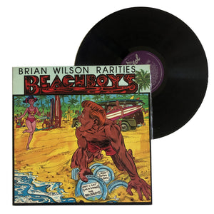 "Beach Boys: Brian Wilson Rarities 12"" (used)"