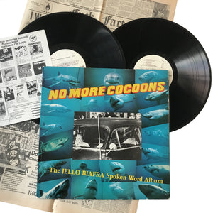 "Jello Biafra: No More Cocoons 2x12"" (used)"