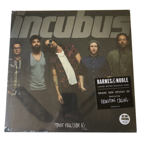 Incubus: Trust Fall (side A) 12